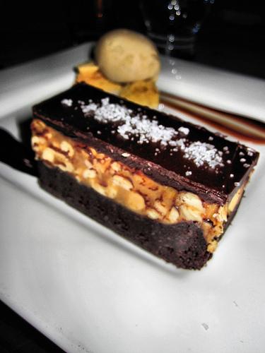 Dessert: Snickers
