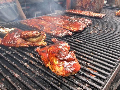Mmm ribs.