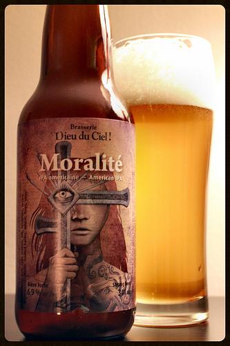 Moralité - Brasserie Dieu Du Ciel