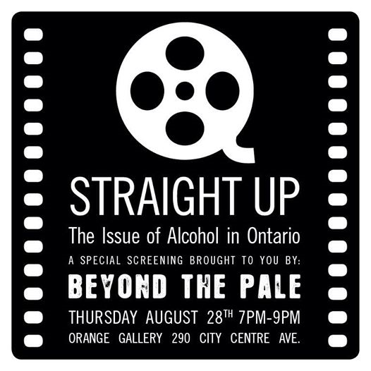 BEER MOVIE: Straight Up: The Issue of Alcohol in Ontario