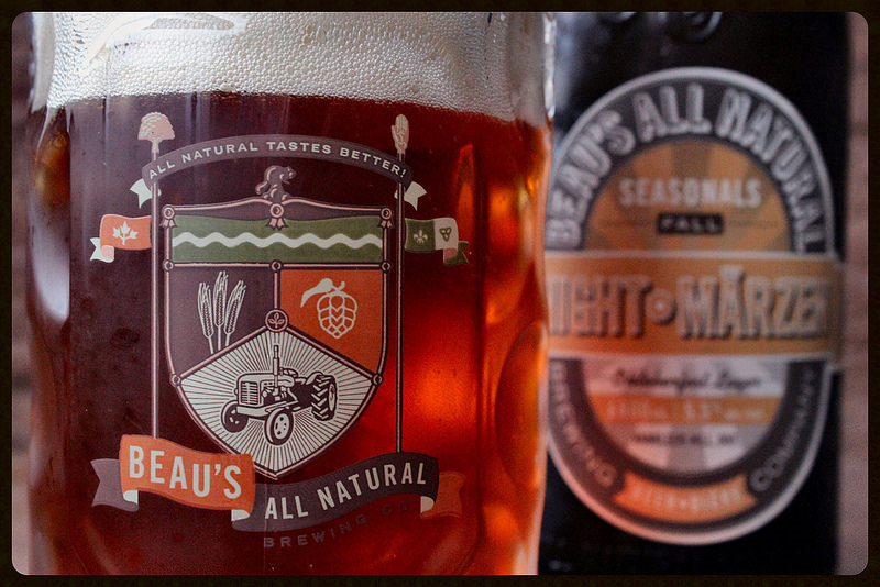Night•Märzen from Beau's All Natural Brewing Company