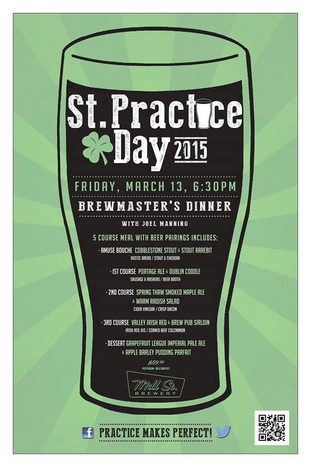 St. Practice Day 2015