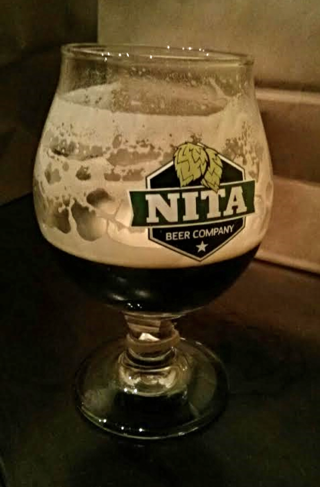 Nita's Irish Stout