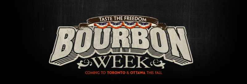 Beyond the Bourbon - Ottawa Bourbon Week 2014